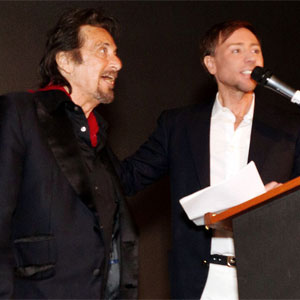 Special Screening of Al&nbsp;Pacino's film <em>Wilde&nbsp;Salomé</em>